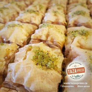taza-xpress desserts