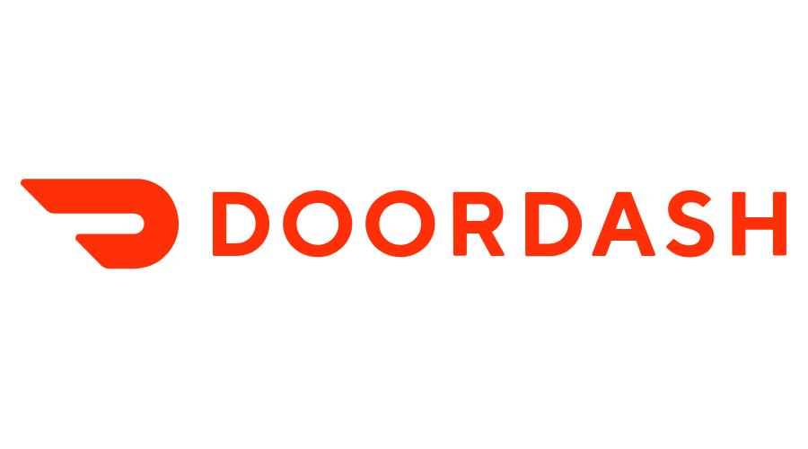 doordash logo vector
